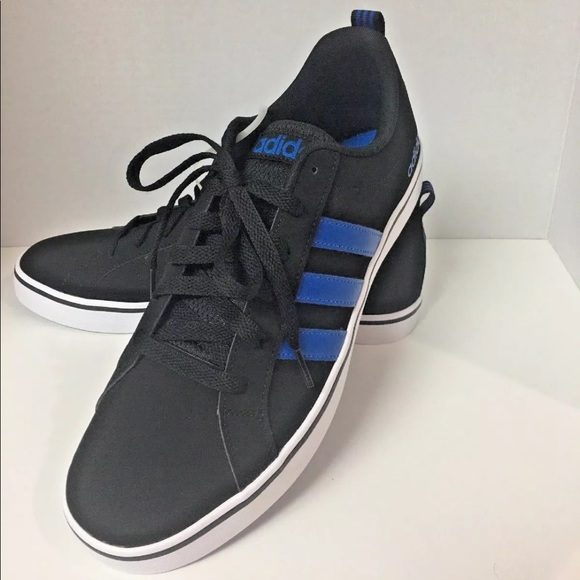 sale retailer 3f9ff ff796 Adidas Mens Sneakers Size 9.5 Neo Pace VS- AW4591